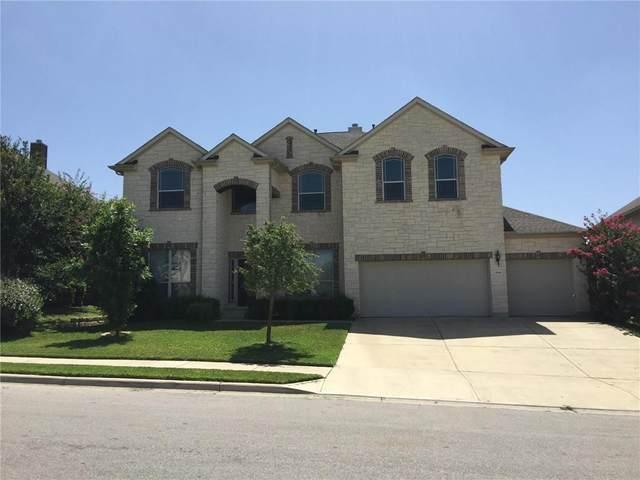 4348 Green Tree Dr, Round Rock, TX 78665 (#4882704) :: Watters International