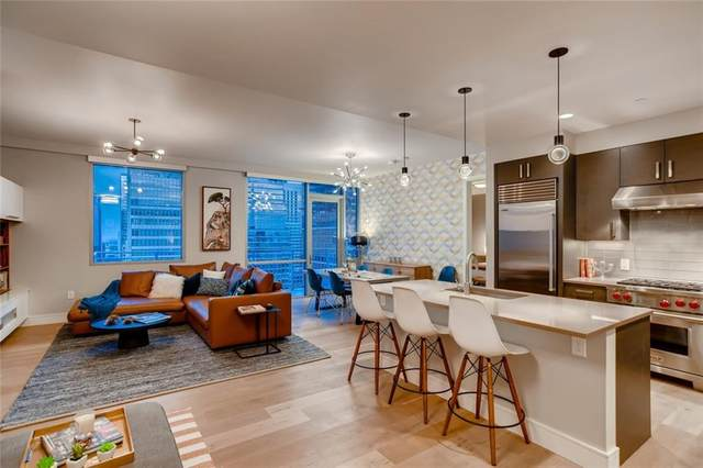 222 West Ave #2313, Austin, TX 78701 (#4883381) :: Azuri Group | All City Real Estate