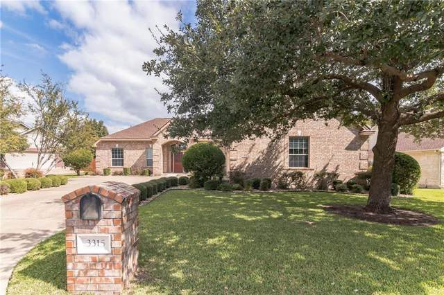 3315 Parker Dr, Georgetown, TX 78628 (#4888553) :: Lancashire Group at Keller Williams Realty