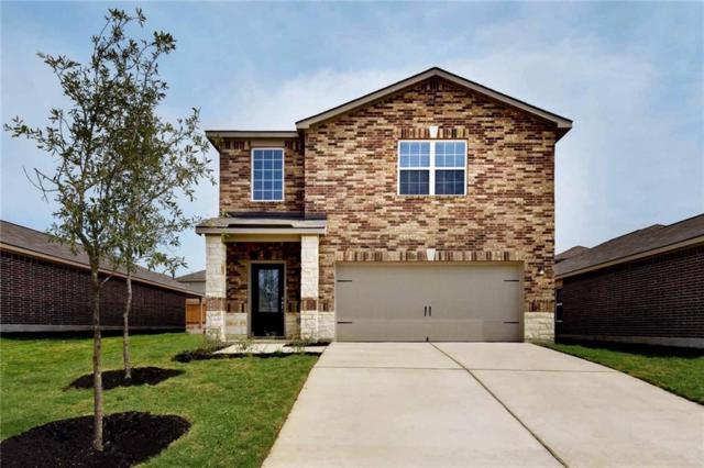 13505 William Mckinley Way, Manor, TX 78653 (#4889405) :: The ZinaSells Group