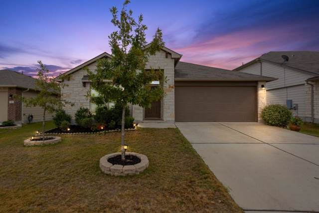 714 Pinnacle Dr, Georgetown, TX 78626 (#4889589) :: The Perry Henderson Group at Berkshire Hathaway Texas Realty