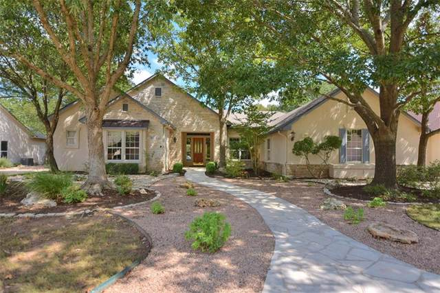 137 Running Water St, Georgetown, TX 78633 (#4890591) :: The Perry Henderson Group at Berkshire Hathaway Texas Realty