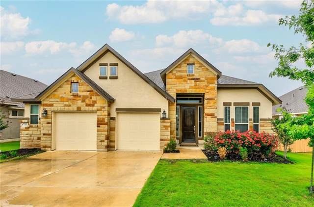 116 Falabella Trl, Georgetown, TX 78626 (#4891036) :: Realty Executives - Town & Country