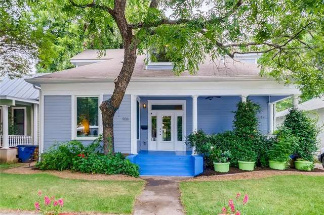 906 Willow St, Austin, TX 78702 (#4891054) :: The Heyl Group at Keller Williams