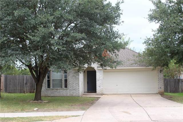 1540 Parkfield Cir, Round Rock, TX 78664 (MLS #4891691) :: Brautigan Realty