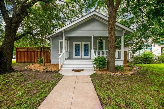 313 E 38th St, Austin, TX 78705 (MLS #4891826) :: Brautigan Realty