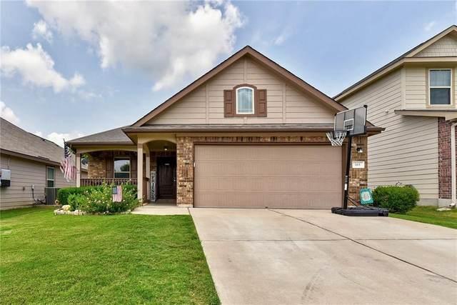 165 Eagle Owl Loop, Leander, TX 78641 (MLS #4894139) :: Green Residential