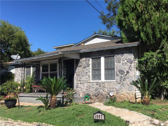 1807 Sanchez St, Austin, TX 78702 (#4897203) :: The ZinaSells Group