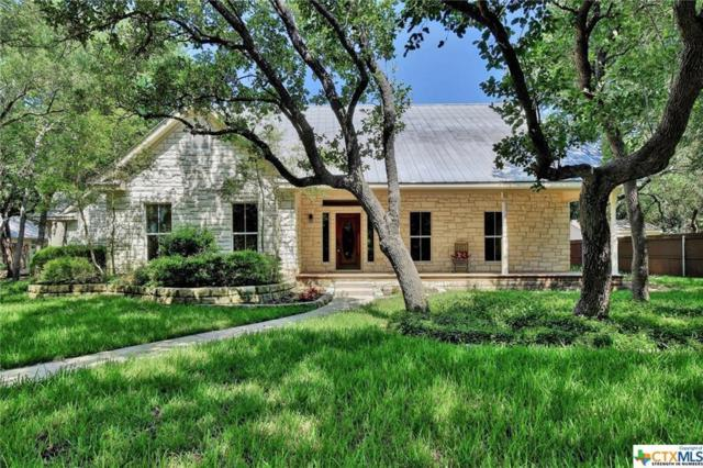 1000 Salado Oaks Dr, Salado, TX 76571 (#4897300) :: The Heyl Group at Keller Williams