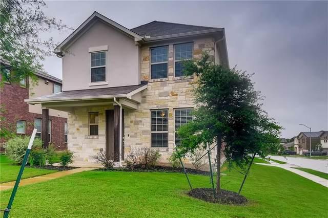 2952 Cotton Gin Dr, Round Rock, TX 78664 (#4897477) :: Papasan Real Estate Team @ Keller Williams Realty