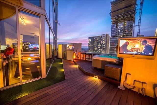 360 Nueces St #1710, Austin, TX 78701 (#4899202) :: Papasan Real Estate Team @ Keller Williams Realty