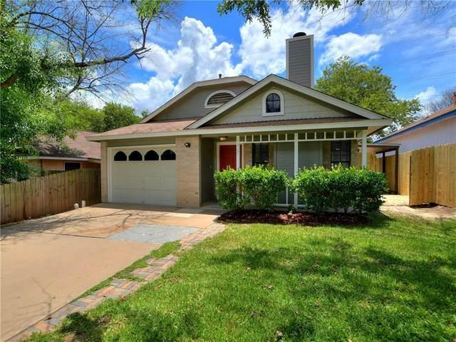 1817 Heatherglen Ln, Austin, TX 78758 (#4900454) :: Papasan Real Estate Team @ Keller Williams Realty