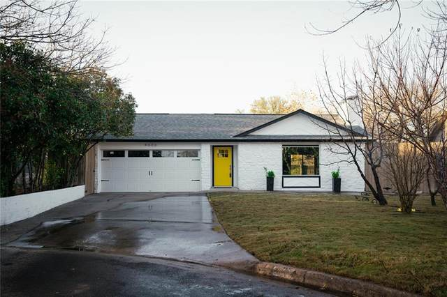 4606 Copano Ct, Austin, TX 78749 (MLS #4901080) :: Vista Real Estate