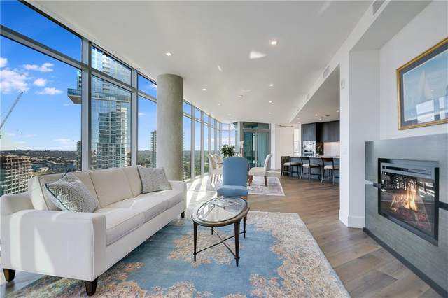 501 West Ave #2201, Austin, TX 78701 (#4902578) :: The Perry Henderson Group at Berkshire Hathaway Texas Realty