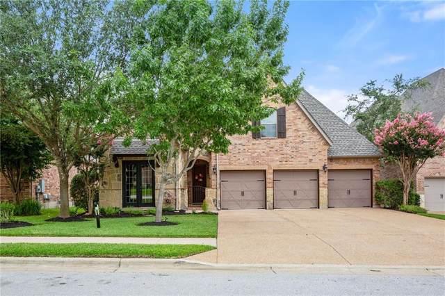211 Shorthorn St, Cedar Park, TX 78613 (#4905236) :: The Myles Group | Austin