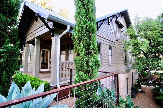 705 A and B Baylor St, Austin, TX 78703 (MLS #4905800) :: Vista Real Estate