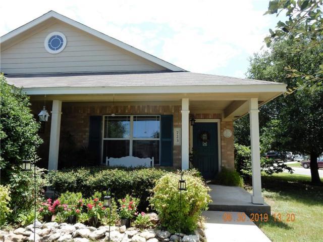 723 Blair Ave, Bastrop, TX 78602 (#4910170) :: The Heyl Group at Keller Williams
