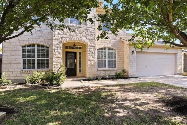 121 Copperwood Loop, Round Rock, TX 78665 (#4913258) :: Papasan Real Estate Team @ Keller Williams Realty