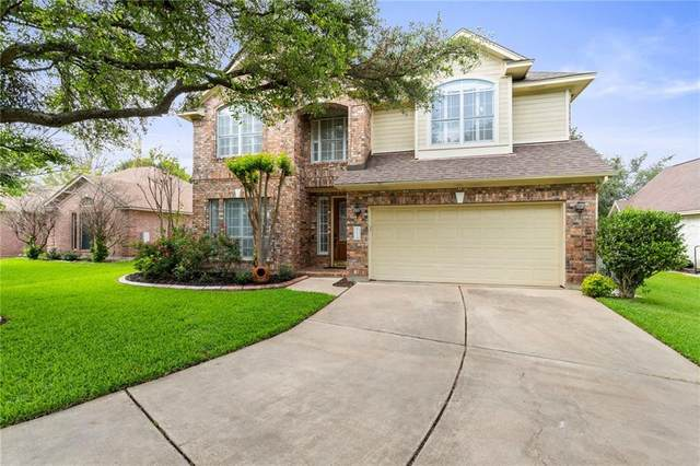 1224 Stepp Bnd, Cedar Park, TX 78613 (#4913388) :: Papasan Real Estate Team @ Keller Williams Realty