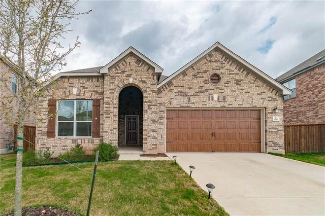 1313 Backcountry Dr, Leander, TX 78641 (#4913878) :: The Summers Group