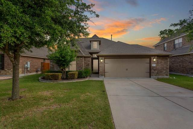 2724 Santa Barbara Loop, Round Rock, TX 78665 (#4915980) :: Zina & Co. Real Estate