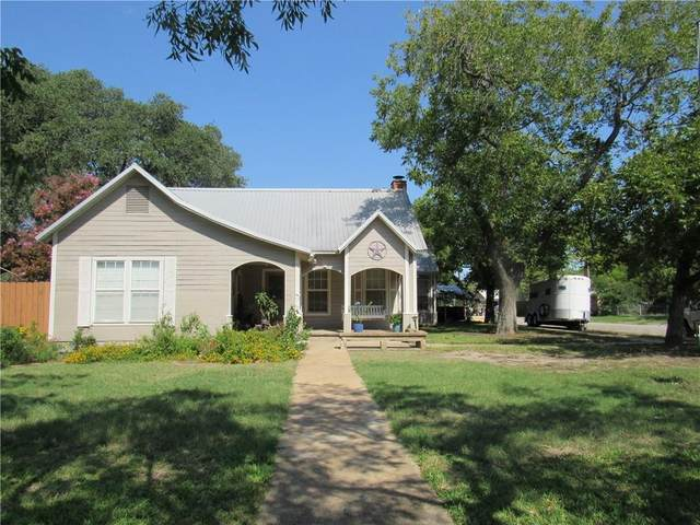 308 E Johnson St, Burnet, TX 78611 (MLS #4917353) :: Brautigan Realty