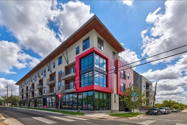 2213 Poquito St #104, Austin, TX 78722 (#4917527) :: Front Real Estate Co.