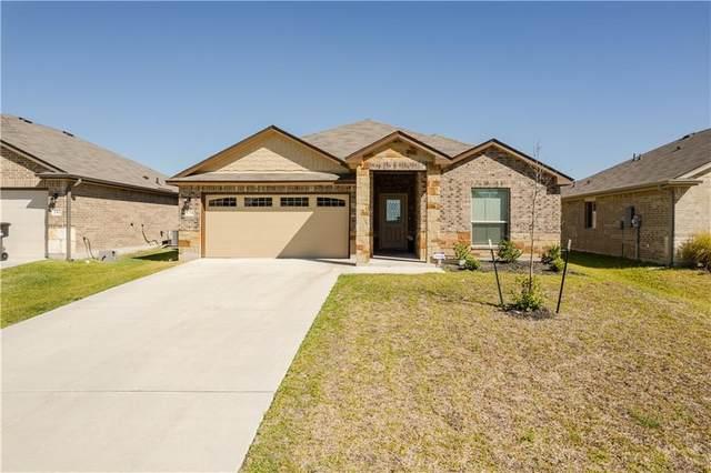 238 High More Ct, Temple, TX 76502 (#4917701) :: Papasan Real Estate Team @ Keller Williams Realty