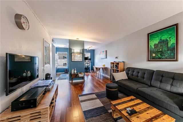 300 Crockett St #312, Austin, TX 78704 (#4918957) :: Front Real Estate Co.
