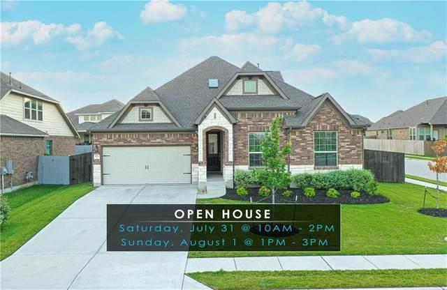 20724 Snow Bunting Ln, Pflugerville, TX 78660 (#4919435) :: Papasan Real Estate Team @ Keller Williams Realty