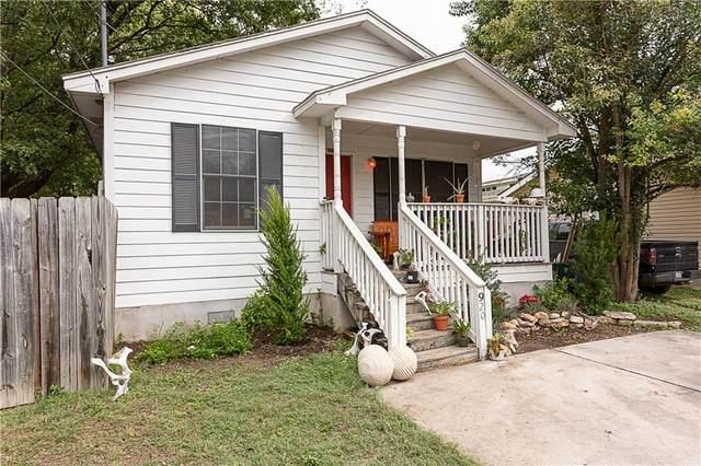 920 E 50th St, Austin, TX 78751 (MLS #4919732) :: Vista Real Estate