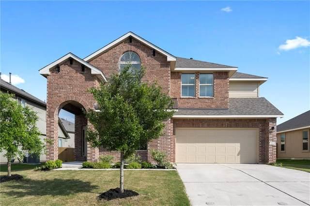 1424 Brooks Way, Leander, TX 78641 (MLS #4922403) :: Brautigan Realty