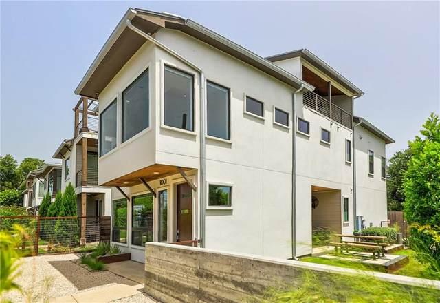 1001 E 12th St, Austin, TX 78702 (#4922426) :: Umlauf Properties Group