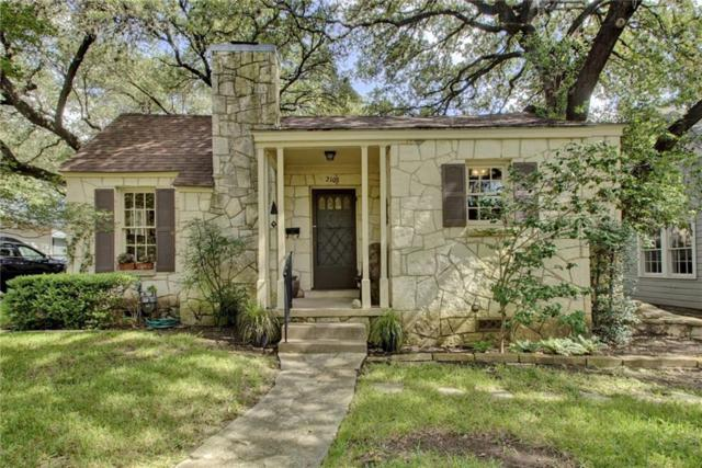 2103 Robinhood Trl, Austin, TX 78703 (#4923324) :: The Perry Henderson Group at Berkshire Hathaway Texas Realty
