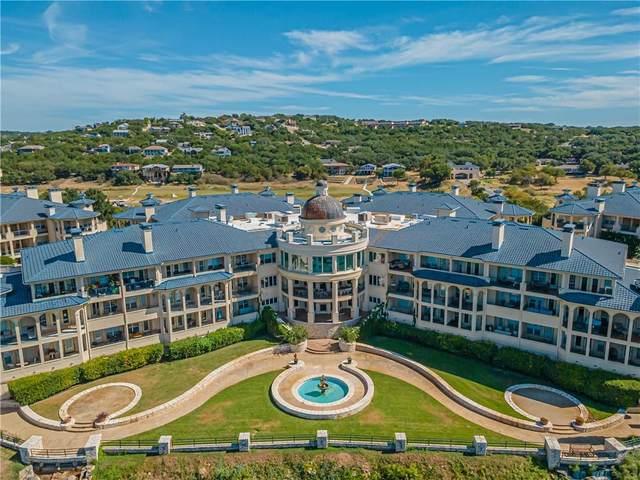 3404 American Dr #1126, Lago Vista, TX 78645 (#4925176) :: Lauren McCoy with David Brodsky Properties
