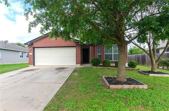 112 Creston St, Hutto, TX 78634 (MLS #4926075) :: Brautigan Realty