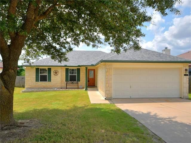 121 Saint Marys Dr, Hutto, TX 78634 (#4926582) :: Zina & Co. Real Estate