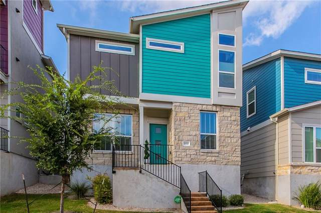 2021 Cleese Dr 188C, Austin, TX 78741 (#4926843) :: The Perry Henderson Group at Berkshire Hathaway Texas Realty