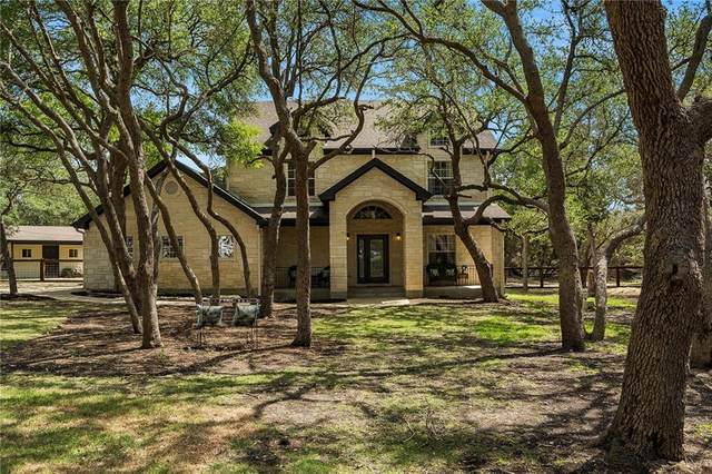 110 Twin Saddles Ln, Dripping Springs, TX 78620 (MLS #4928074) :: Vista Real Estate