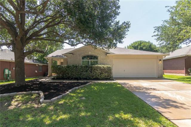2414 Hallie Ln, Round Rock, TX 78664 (#4930386) :: The Gregory Group