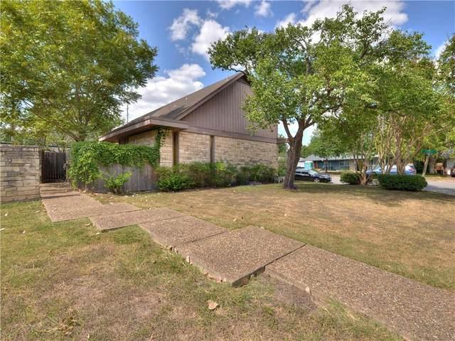 6810 Lexington Rd, Austin, TX 78757 (#4930723) :: Green City Realty