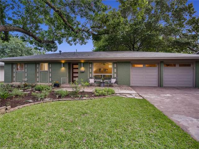 1805 Burbank St, Austin, TX 78757 (#4930980) :: Ben Kinney Real Estate Team