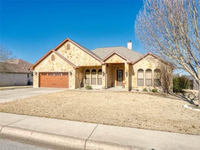 102 Natalies Pt, Burnet, TX 78611 (#4931986) :: First Texas Brokerage Company