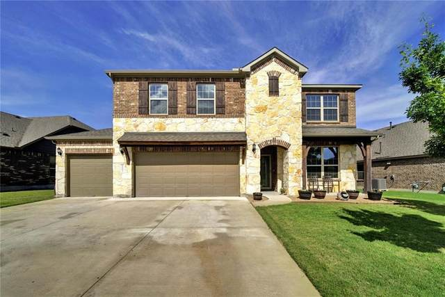 8002 Mozart St, Round Rock, TX 78665 (#4932229) :: 12 Points Group