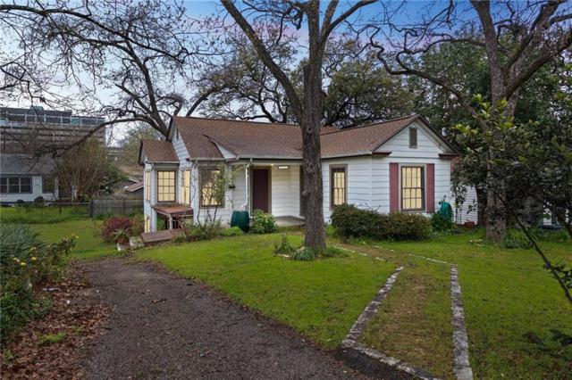 3304 Hollywood Ave, Austin, TX 78722 (#4932438) :: Lancashire Group at Keller Williams Realty