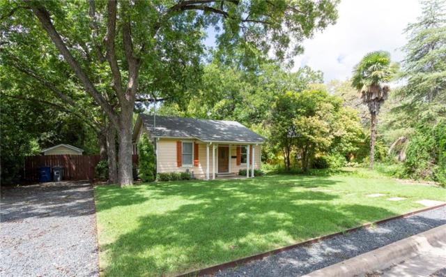 4710 Rowena Ave, Austin, TX 78751 (#4932888) :: The Gregory Group