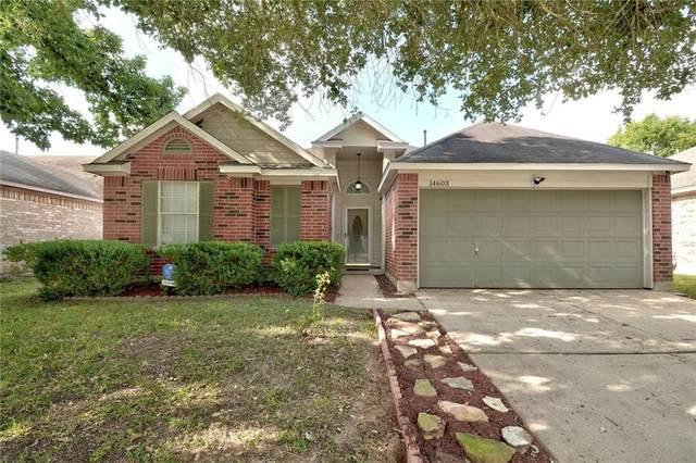14603 Highsmith St, Austin, TX 78725 (#4933007) :: Papasan Real Estate Team @ Keller Williams Realty