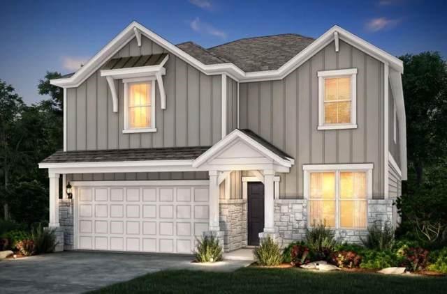 617 Georgia Lace Trl, Georgetown, TX 78626 (MLS #4934036) :: Brautigan Realty