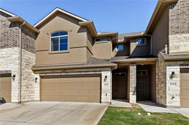 2880 Donnell Dr #1702, Round Rock, TX 78664 (#4939582) :: Lucido Global
