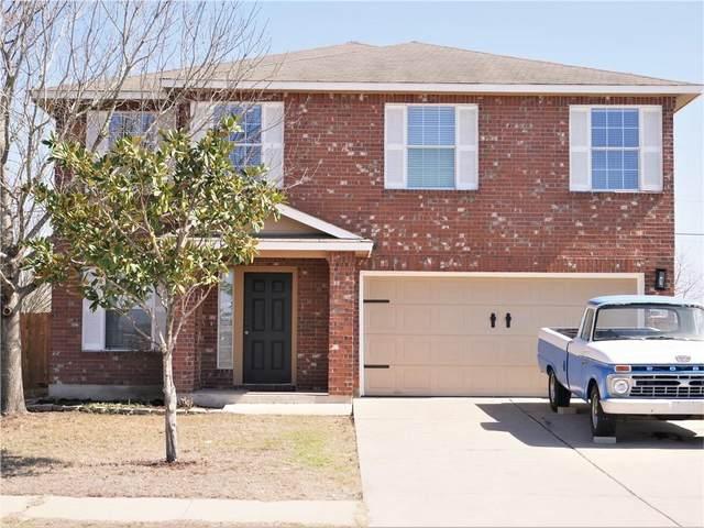 202 Whitfield St, Hutto, TX 78634 (#4940867) :: Papasan Real Estate Team @ Keller Williams Realty